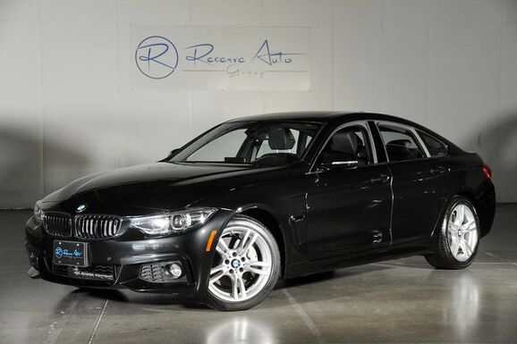 2018_BMW_4 Series_430i M-Sport Navigation Heated Seats Comfort Access_ The Colony TX