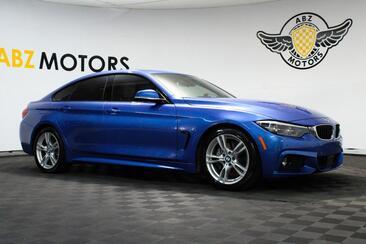 2018_BMW_4 Series_430i M Sport,Blind Spot,Nav,Camera,Apple Play,HUD_ Houston TX
