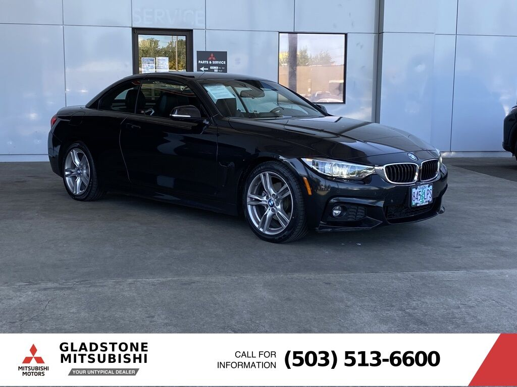 2018 BMW 4 Series 430i Milwaukie OR