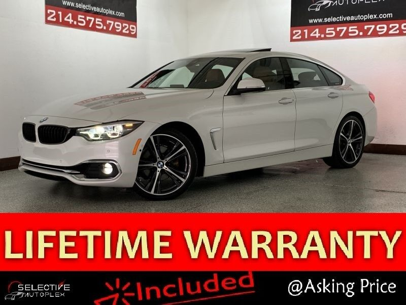2018 BMW 4 Series 430i, NAV, LEATHER SEATS, HEADS UP DISPLAY, BLIND SPOT MON, APPLE CARPLAY Carrollton TX