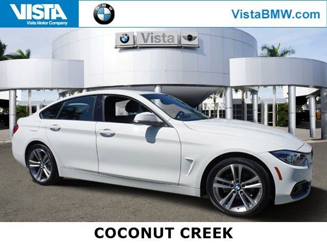 2018 BMW 4 Series 430i Pompano Beach FL