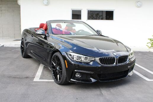 2018 BMW 4-Series 430i SULEV Convertible Miami FL