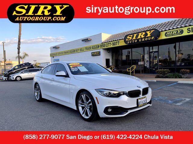 2018 BMW 4 Series 430i San Diego CA