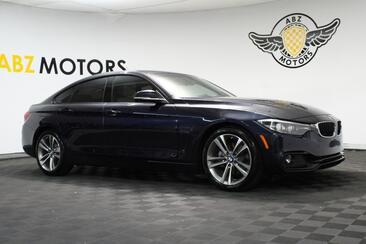2018_BMW_4 Series_430i Sport,Blind Spot,Navigation,Camera,Heated Seats_ Houston TX