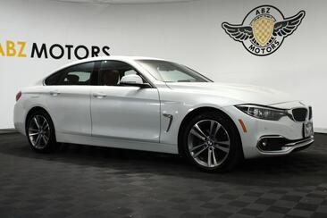 2018_BMW_4 Series_430i xDrive Blind Spot,Nav,Camera,Apple Play,Harman Kardon_ Houston TX