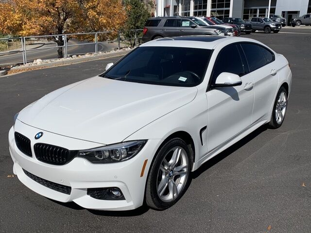2018 BMW 4 Series 430i xDrive Gran Coupe Durango CO