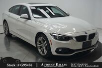 BMW 4 Series 430i xDrive Gran Coupe SPORT LINE,NAV,CAM,SUNROOF 2018
