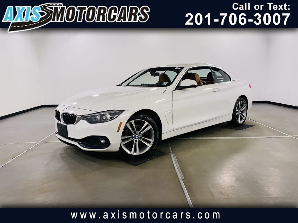 2018 BMW 4 Series 430i xDrive Jersey City NJ
