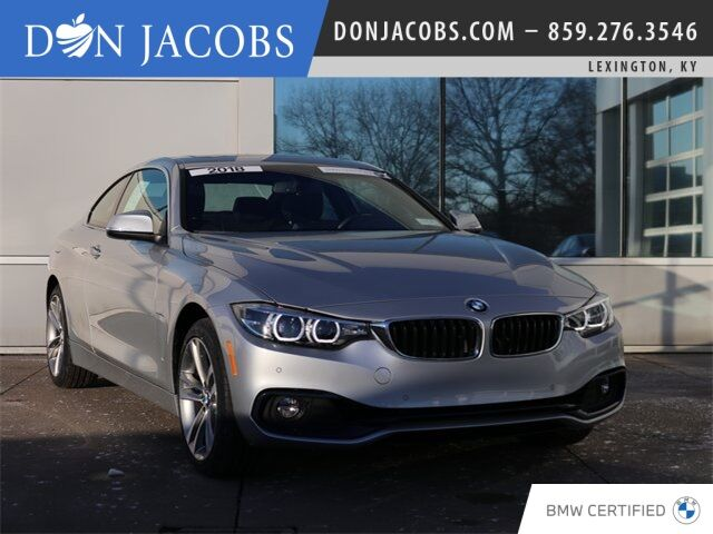 2018 BMW 4 Series 430i xDrive Lexington KY