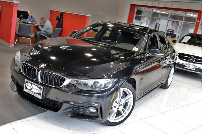 2018 BMW 4 Series 430i xDrive M Sport Premium Package Essential Package Harman Kardon Navigation Sunroof Backup Camera Springfield NJ