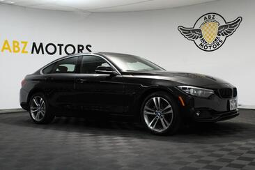 2018_BMW_4 Series_430i xDrive Nav,Camera,Heated Seats,Blind Spot,Bluetooth_ Houston TX