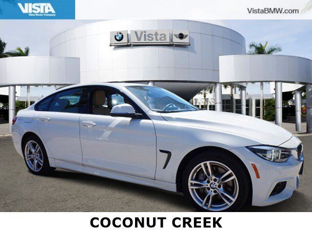 2018 BMW 4 Series 430i xDrive Pompano Beach FL