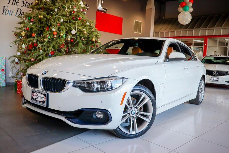 2018 BMW 4 Series 430i xDrive Premium Package HeadsUp Display Navigation System 1 Owner Springfield NJ