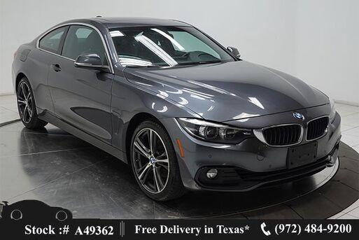 2018_BMW_4 Series_430i xDrive SPORT LINE,NAV,CAM,SUNROOF,HTD STS_ Plano TX