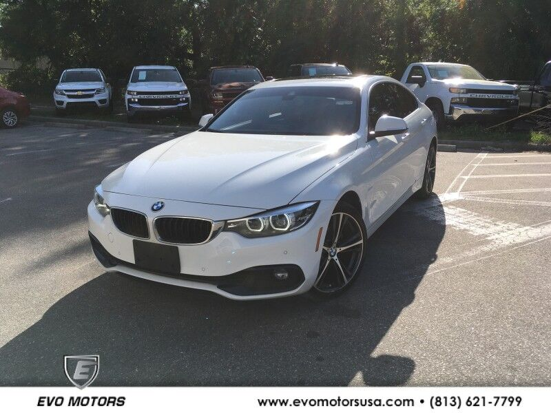 2018 BMW 4 Series 430i xDrive Seffner FL