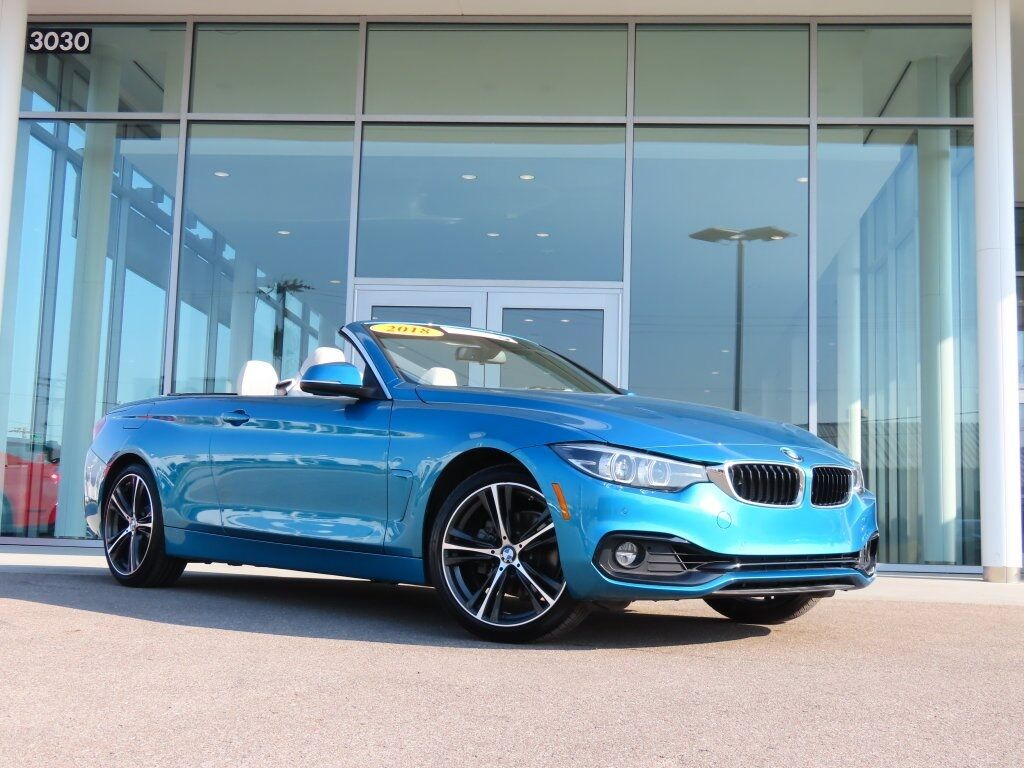 2018 BMW 4 Series 430i xDrive Topeka KS