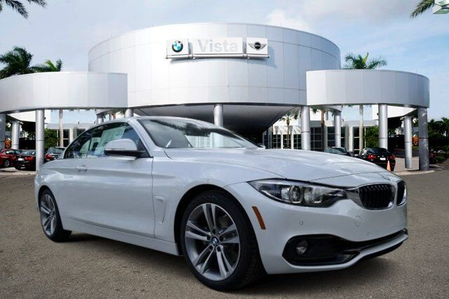 2018 Bmw 4 Series 430i Coconut Creek Fl 20835277