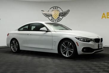 2018_BMW_4 Series_440i_ Houston TX