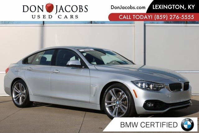 2018 BMW 4 Series 440i Lexington KY