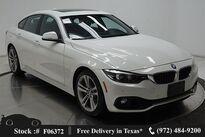 BMW 4 Series 440i SPORT LINE,NAV,CAM,SUNROOF,HTD STS,PARK ASST 2018
