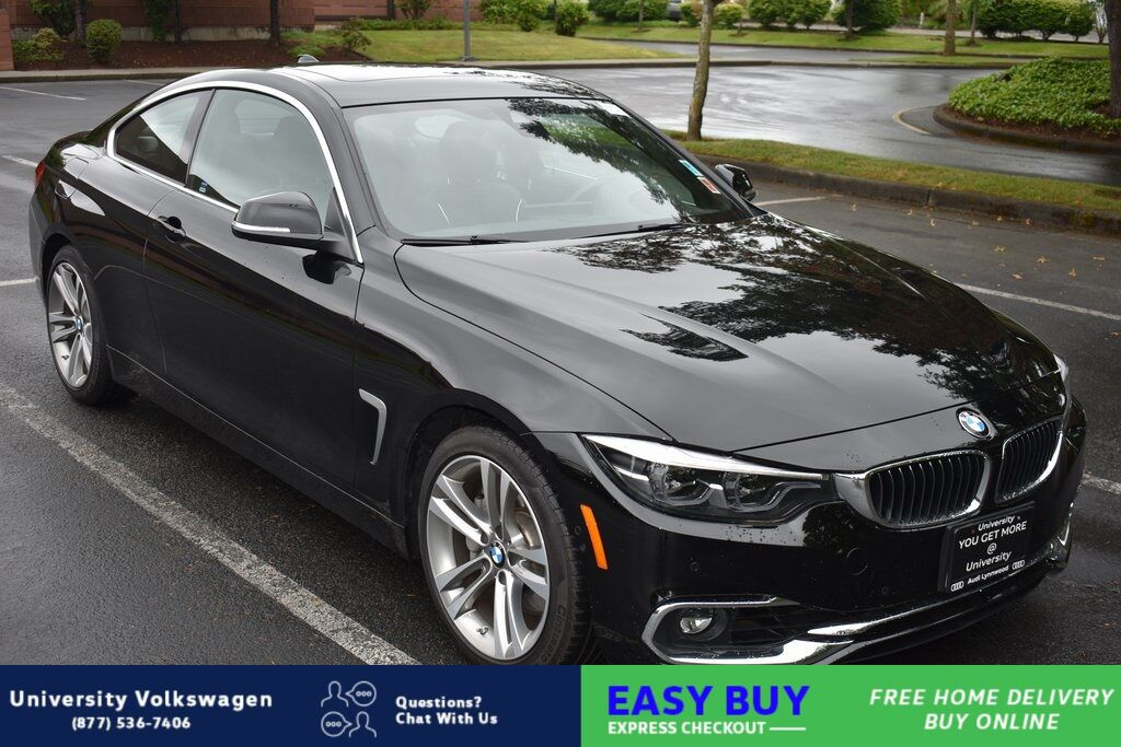 2018 BMW 4 Series 440i Seattle WA