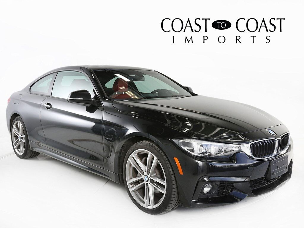 2018 BMW 4 Series 440i xDrive Indianapolis IN