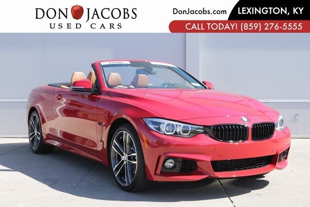 2018 BMW 4 Series 440i xDrive Lexington KY