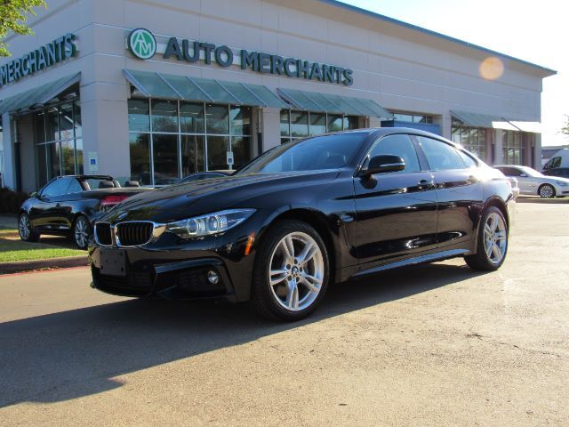 2018 BMW 4-Series Gran Coupe 430i xDrive, M Sport Package, Premium Package, Essentials Package, M Sport Package Plano TX