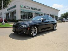 2018_BMW_4-Series Gran Coupe Sport_430i *Sport Line, Essentials Package* SUNROOF, HTD SEATS, BACKUP CAMERA, KEYLESS START_ Plano TX