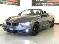 BMW 430i CONVERTIBLE NAVIGATION REAR CAMERA PARK ASSIST POWER LEATHER SEATS APPLE CA 2018
