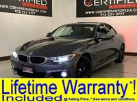 BMW 430i HARD TOP CONVERTIBLE M SPORT NAVIGATION REAR CAMERA PARK ASSIST POWER LEATH 2018