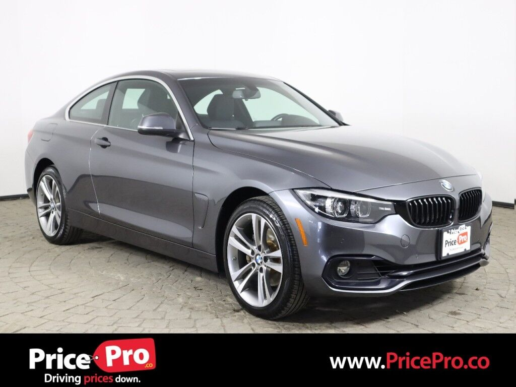 2018 BMW 430i Premium PKG xDrive Coupe w/Nav/Sunroof Maumee OH
