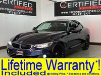 BMW 430i XDRIVE HARD TOP CONVERTIBLE SPORT LINE PREMIUM PKG NAVIGATION PARK ASSIST P 2018