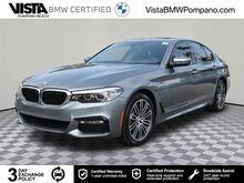2018_BMW_5 Series_530e iPerformance_ Coconut Creek FL
