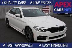 2018_BMW_5 Series_530e iPerformance_ Fremont CA