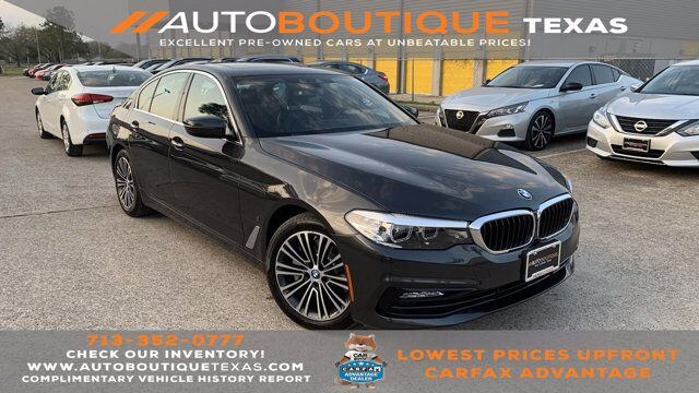 2018 BMW 5 Series 530e iPerformance Houston TX