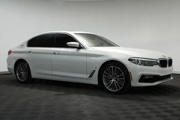 2018_BMW_5 Series_530e iPerformance_ Houston TX