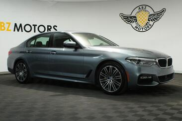 2018_BMW_5 Series_530e iPerformance_ Houston TX