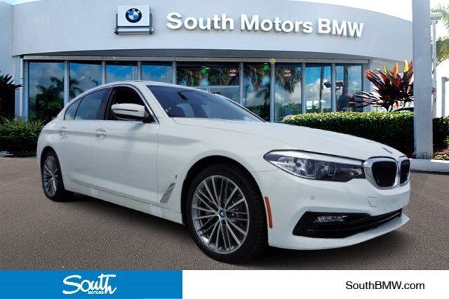 2018 BMW 5 Series 530e iPerformance Miami FL