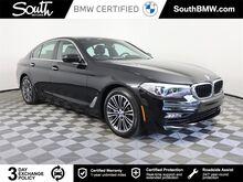 2018_BMW_5 Series_530e iPerformance_ Miami FL