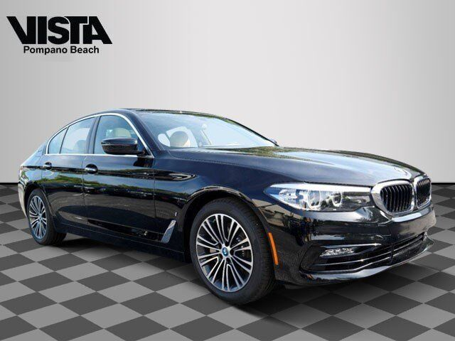 2018 BMW 5 Series 530e iPerformance Pompano Beach FL