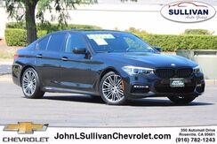 2018_BMW_5 Series_530e iPerformance_ Roseville CA