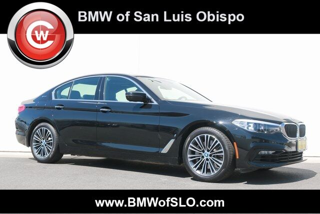 2018 BMW 5 Series 530e iPerformance San Luis Obispo CA
