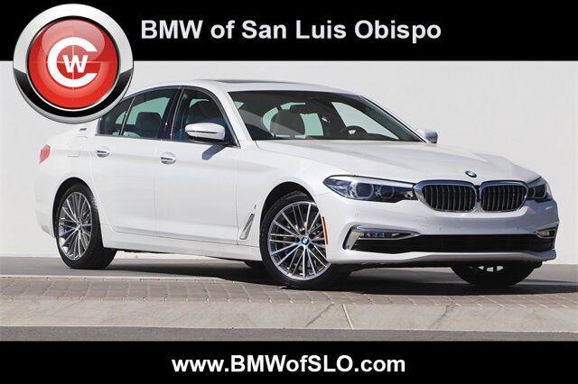 Used 2018 Bmw 5 Series 530e Iperformance In San Luis Obispo Ca