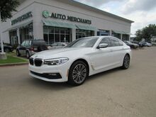 2018_BMW_5-Series_530e iPerformance, Sport Line, Driving Assist Package, Premium Package 2,Back-Up Camera, Blind Spot_ Plano TX