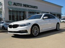 2018_BMW_5-Series_530e iPerformance **Sport Line, Driving Assistance Package, Driving Assistance Plus, Premium Package_ Plano TX