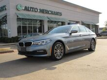2018_BMW_5-Series_530e iPerformance ***Sport Line, Driving Assistance Package, Premium Package 2***_ Plano TX