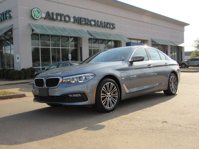 2018 BMW 5-Series 530e iPerformance ***Sport Line, Driving Assistance Package, Premium Package 2*** Plano TX