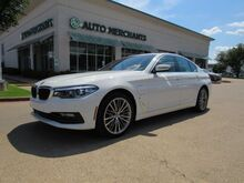 2018_BMW_5-Series_530e iPerformance,Special Edition, Sport Line, Back-Up Camera, Blind Spot Monitor, Bluetooth_ Plano TX