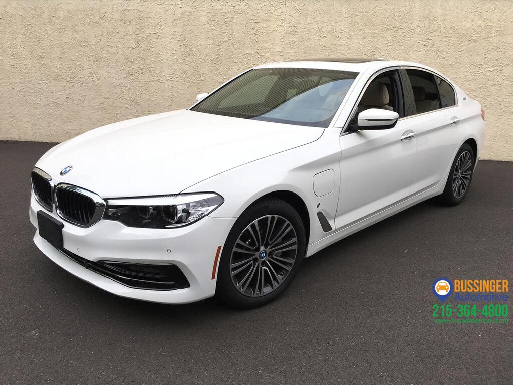 2018 BMW 5 Series 530e xDrive iPerformance - Electric Hybrid Feasterville PA